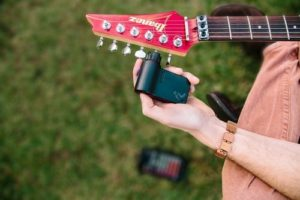 Gifts for Guitar Players - Automatic Guitar Tuner