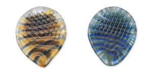 Gifts for Guitar Players - Ridged Glass Guitar Picks