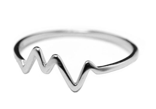 Gifts for Nurses - Heartbeat Ring