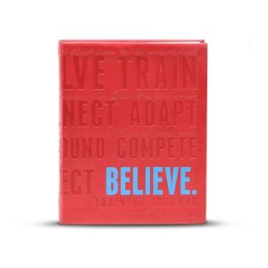 Gifts for Runners - Believe Training Journal