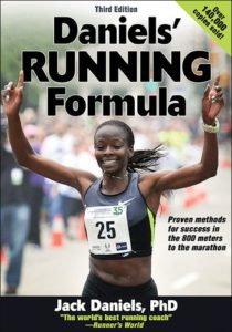 Gifts for Runners - Daniels Running Formula
