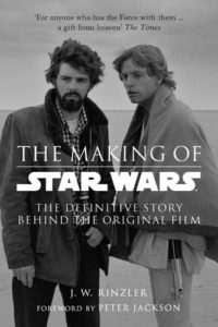 Gifts for Star Wars Fans - Books - The Making of Star Wars The Definitive Story Behind the Original Film