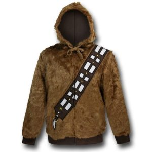 Gifts for Star Wars Fans - Chewbacca Hoodie