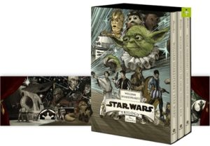 Gifts for Star Wars Fans - William Shakespeare's Star Wars Trilogy