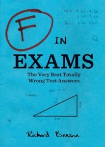 Gifts for Teachers - F in Exams
