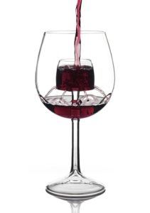Gifts for Wine Drinkers - Wine-Aerating Wine Glasses