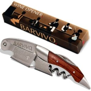 Gifts for Wine Lovers - Barvivo Corkscrew