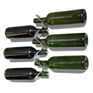 Gifts for Wine Lovers - Black+Blum Flow Wine Rack