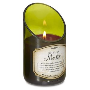 Gifts for Wine Lovers - DecoGlow Wine Bottle Candles