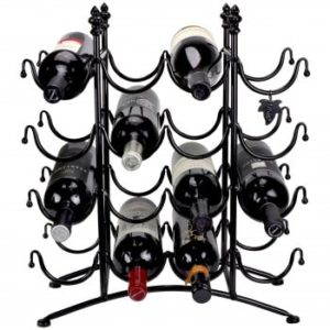 Gifts for Wine Lovers - French Country Wine Display Rack