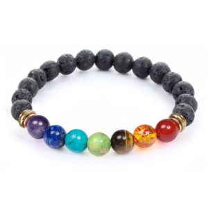 Gifts for Yoga Lovers - Chakra Healing Bracelet