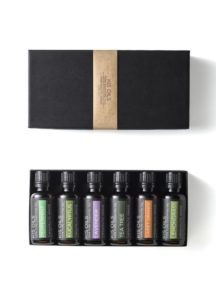 Gifts for Yoga Lovers - Essential Oil Gift Set Sampler