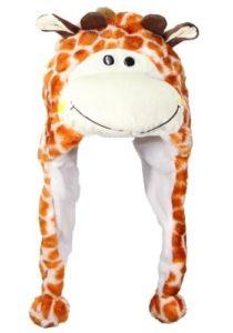 Giraffe Gift Ideas - Giraffe Beanie