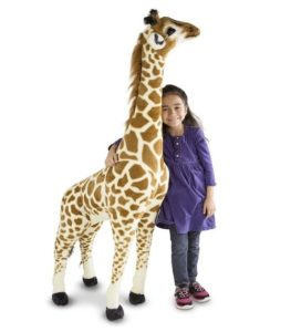 Giraffe Gifts - Giant Stuffed Giraffe