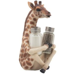 Giraffe Gifts - Giraffe Salt & Pepper Shaker Set