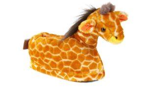 Giraffe Gifts - Giraffe Slippers