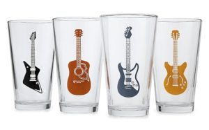 Guitar Gift Ideas - Guitar Glasses