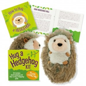 Hedgehog Gifts - Hug-a-Hedgehog Kit