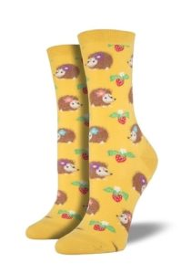 Hedgehog Gifts - Women's Hedgehogs Socks
