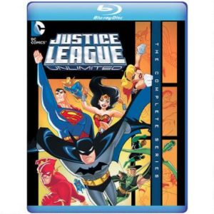 Justice League Gifts - Complete Justice League Unlimited Animated Series