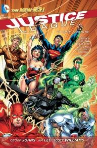 Justice League Gifts - Justice League Comics