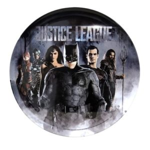 Justice League Gifts - Justice League Dinner Plate