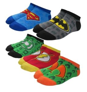 Justice League Gifts - Justice League Socks