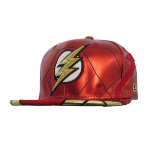 Justice League Gifts - Limited Edition Justice League Fitted Caps - Flash