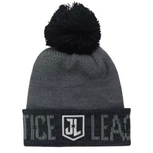 Justice League Merchandise - Justice League Movie Logo Beanie