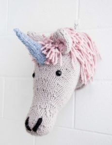 Unicorn Gifts - Knit Your Own Unicorn Kit - DIY