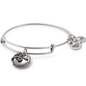 Mermaid Gifts - Mermaid Charm Bangle Bracelet