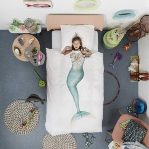 Mermaid Gifts - Mermaid Duvet Cover & Pillowcase Set