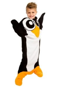 Penguin Gifts - Penguin Climb-in Blanket