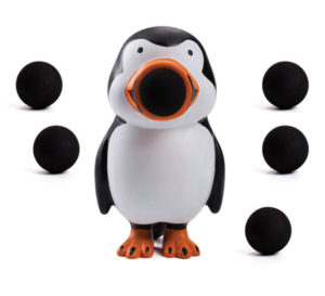 Penguin Gifts - Penguin Popper Toy