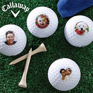 gifts for golfers - Photo Perfect Golf Ball Set