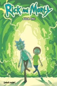 Rick and Morty Gifts - Rick and Morty Comics, Hardcover Edition