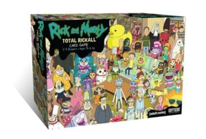 Rick and Morty Gifts - Total Rickall Board Game