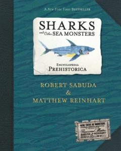 Shark Gifts - Encyclopedia Prehistorica Shark Pop-Up Book