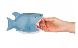 Shark Gifts - Shark Bite Coffee Mug