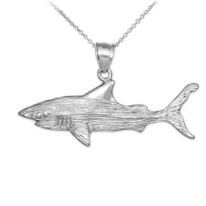 Shark Gifts - Shark Pendant