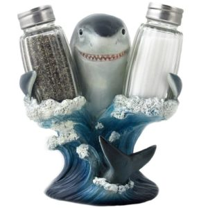 Shark Gifts - Shark Salt & Pepper Shaker Set