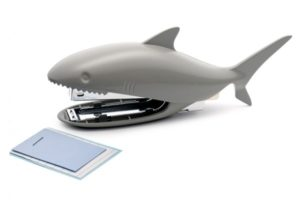 Shark Gifts - Shark Stapler