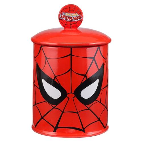 Spiderman Gifts - Amazing Spider-Man Cookie Jar