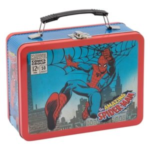 Spiderman Gifts - Spider-Man Lunchbox