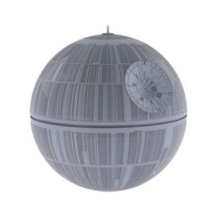 Star Wars Christmas Gifts - Death Star 2017 Christmas Tree Ornament