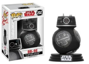 Star Wars Christmas Gifts - Funko POP! The Last Jedi BB-9E