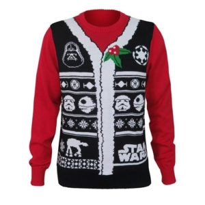 Star Wars Christmas Gifts - Star Wars Ugly Christmas Sweater