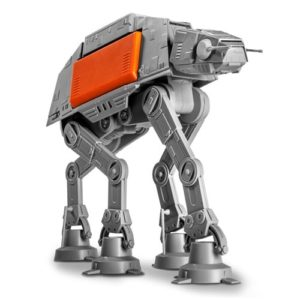 Star Wars Gift Ideas - Imperial Walker Model Kit