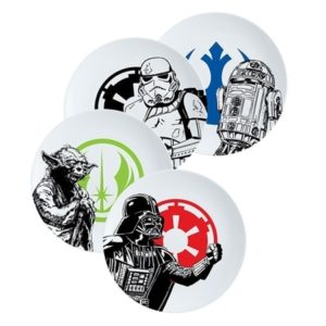 Star Wars Gift Ideas - Star Wars Dinner Plate Set