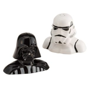 Star Wars Gift Ideas - Star Wars Salt & Pepper Shakers